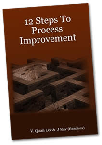 12 Steps To Process Improvement