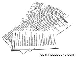 Cheat Sheets - You Just Can't Live Without Them - Originally Posted at Getfreeebooks.com