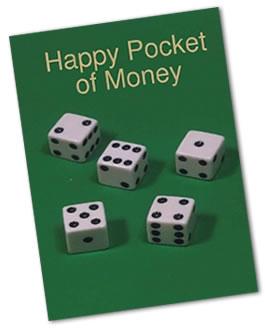 Happy Pocket of Money