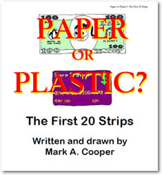 Paper or Plastic The First 20 Strips