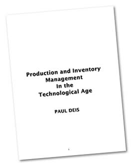 Production and Inventory Management in the Technological Age