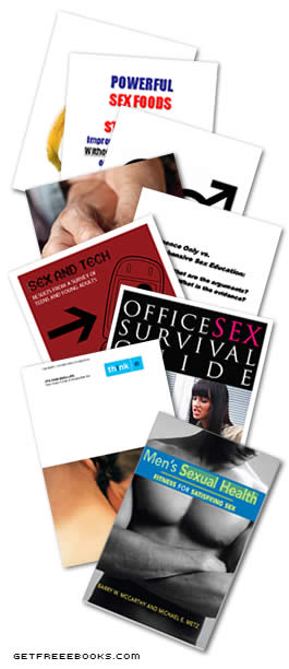 9 Free Sex Related Ebooks - Original post from http://www.getfreeebooks.com