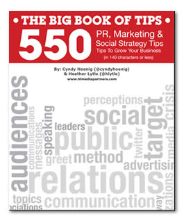 550 PR, Marketing & Social Strategy Tips To Grow Your Business