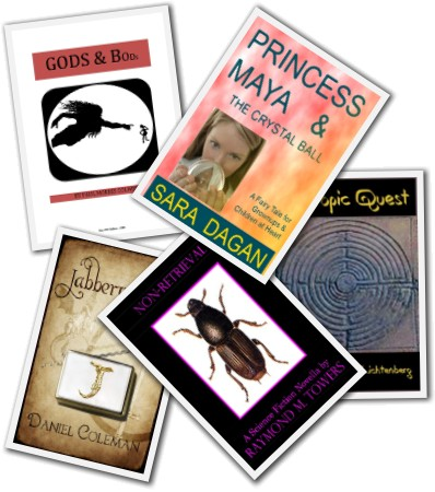5 Free Fantasy & Sci-Fi Ebooks