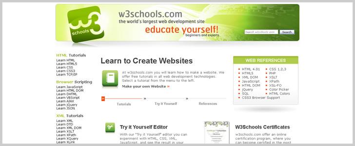 web design and development tutorials pdf