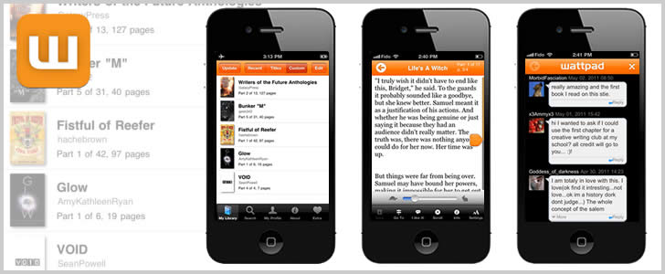 Wattpad eBook Reader