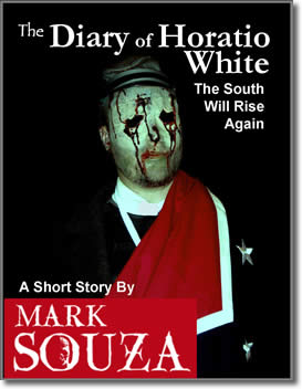 The Diary of Horatio White by Mark Souza