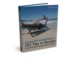 successful entrepreneur | 202 Tips to Become a Successful Entrepreneur Online
