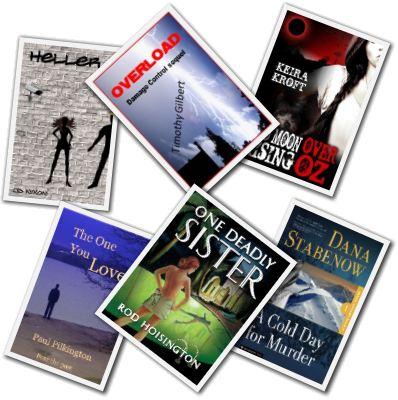 6 Free Mystery Ebooks