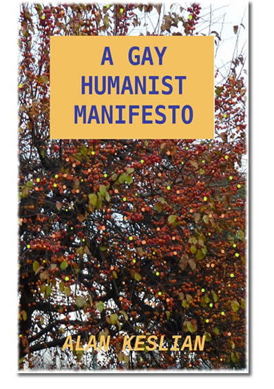 This non-fiction booklet gives a gay perspective on humanist beliefs.