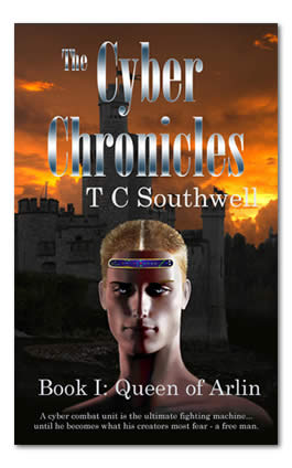 The Cyber Chronicles: Queen of Arlin