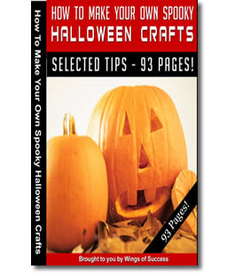 How To Make Halloween Crafts by Manzel Caudle