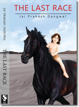 The Last race by Jai Prakash Dangwal