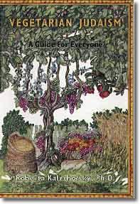 Vegetarian Judaism by Roberta Kalechofsky