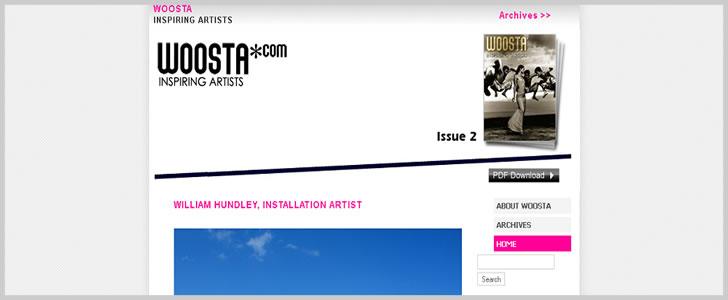 Woosta - Inspiring Artists
