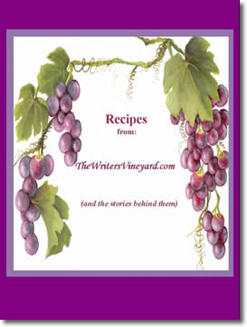 Recipes From Thewritersvineyard.Com by Michael Davis