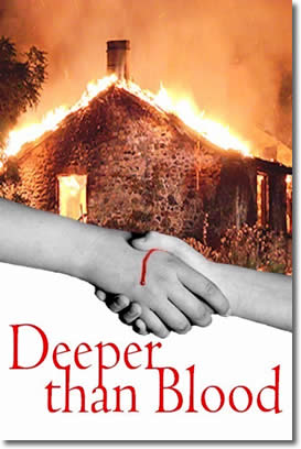 Deeper Than Blood by Antony Bennett