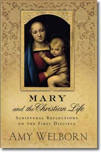 Mary e da vida cristã por Amy Welborn