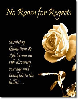 No Room For Regrets by Marquita Herald