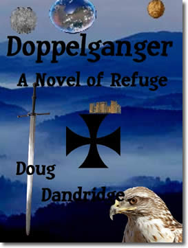 Doppelganger: A Book Of Refuge by Doug Dandridge