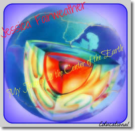 My Journey 2 The Center Of The Earth by Jessica Fairweather