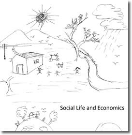 Social Life and Economics by Sumeet