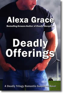 Deadly Offerings by Alexa Grace