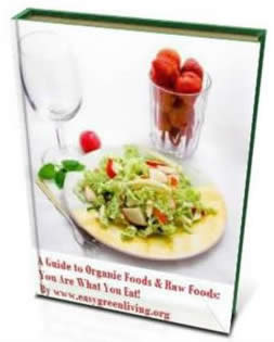 A Guide to Organic Foods & Raw Foods: You Are What You Eat by Easy Green Living
