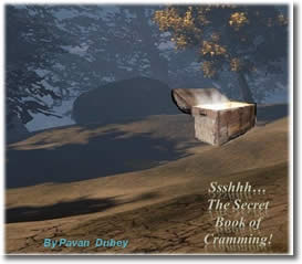 Ssshhh... The Secret Book of Cramming! by Pavan Dubey