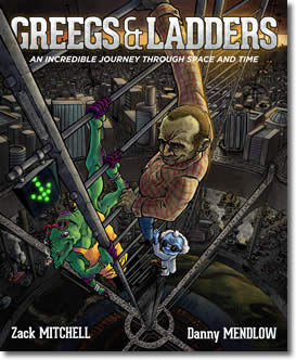 Greegs & Ladders by Mitchell Mendlow
