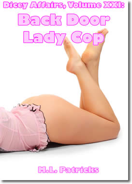 Back Door Lady Cop by M.L. Patricks