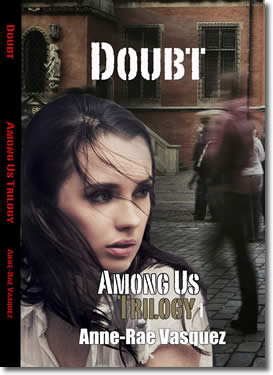Doubt, Among Us Trilogy 1 - cc ARC edition by Anne-Rae Vasquez