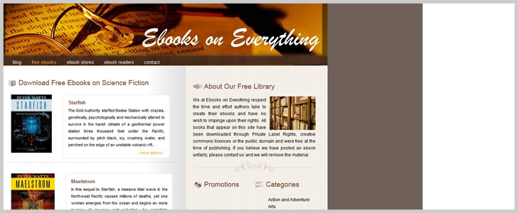 Ebooksoneverything.com (Sci-Fi)