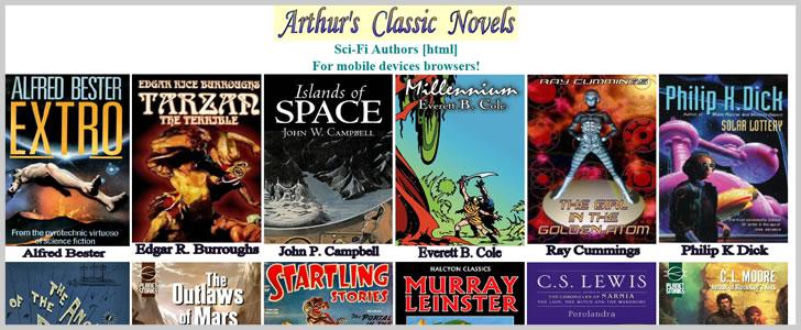 Arthursclassicnovels.com (Sci-Fi)
