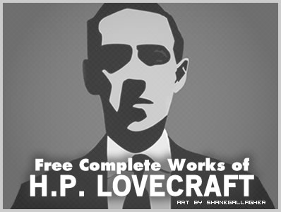 Free Complete Works of H.P. Lovecraft