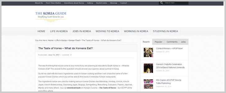 South Korea: 17 Sites & Various Free Ebooks | Download Free