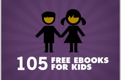 105 Free Ebooks for Kids