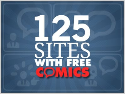 125 Sites With Thousands of Free Comics | Download Free