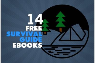 14 Free Survival Guide Ebooks