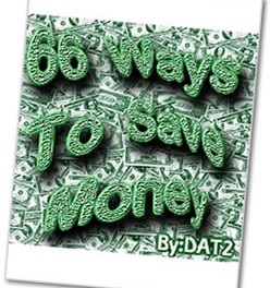 66 Ways To Save You Money