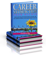 Career Satisfaction From Within