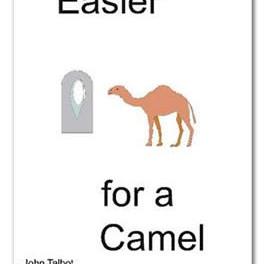 Easier For A Camel