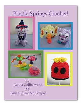 Plastic Springs Crochet