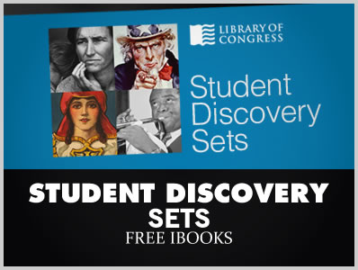 Student Discovery Sets – 12 Free iBooks by Library of