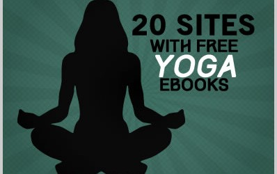 20 Sites With Free Yoga & Medication Ebooks