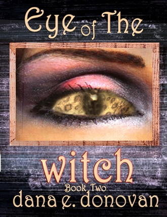 Eye of The Witch by Dana E. Donovan
