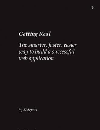 Getting Real by 37signals