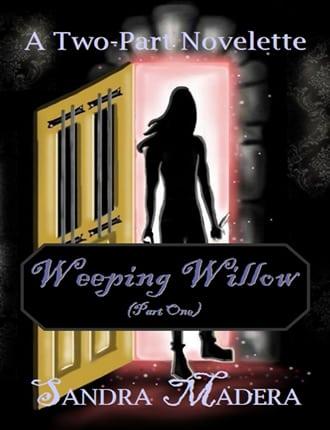 Weeping Willow by Sandra Madera
