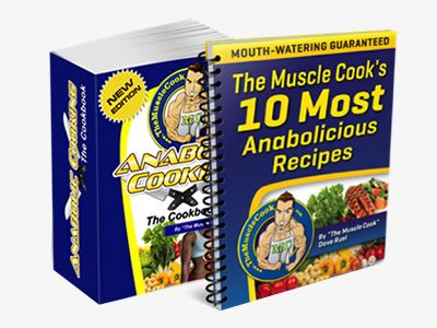 Anabolic Cooking Cookbook