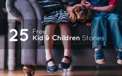 25 Free Wonderful Stories for Your Kids